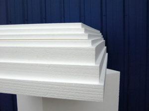 Технология фасадной штукатурки по пенопласту: выбираем, чем и как штукатурить утеплитель