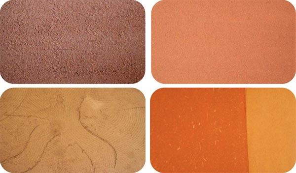 текстура-глины